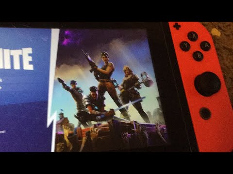 How to play fortnite save the world on Nintendo switch ...