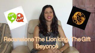 ALBUM RECENSIONE - THE LION KING THE GIFTBEYONC