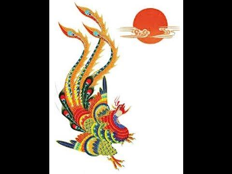 彗星 ISON Phoenix Rebirth 鳳凰 Comet ISON Debris Field Mimics Chinese Myth (Feng Huang)