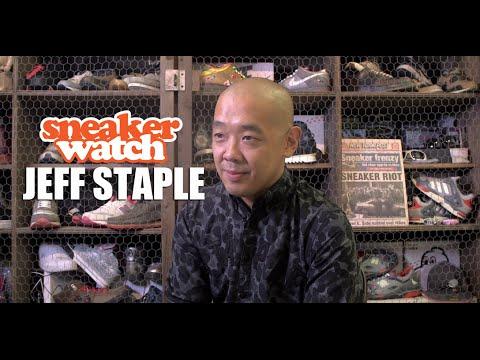 Jeff Staple on How He Began Work w/ Fragment's Hiroshi Fujiwara