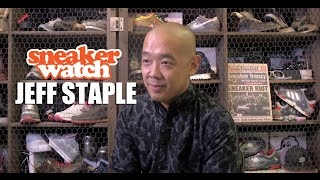 Jeff Staple on How He Began Work w/ Fragment