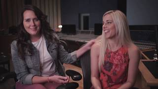 Olaf's Frozen Adventure Songwriters Kate Anderson & Elyssa Samsel Interview