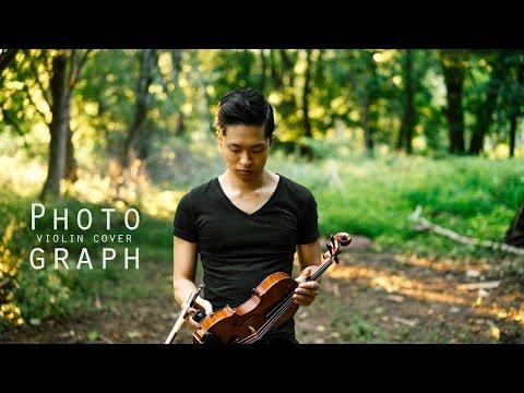 photograph---ed-sheeran---violin-cover---daniel-jang