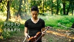 Photograph - Ed Sheeran - Violin cover - Daniel Jang