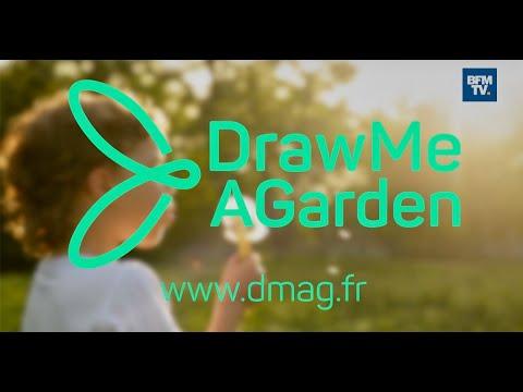 Vidéo Draw Me a Garden  BFM TV (15s)
