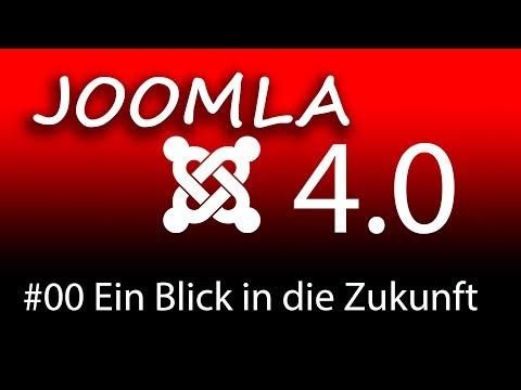 Joomla 4 - Ein Blick In Die Zukunft -  [1080p HD]