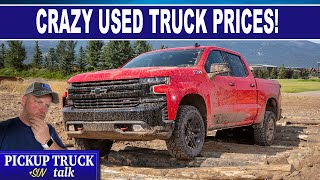 SKYROCKETING used truck prices! Top used trucks by price increase