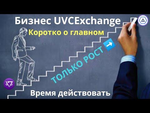 Коротко о Главном!Бизнес UVC Exchange!
