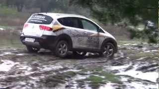 SEAT Altea Freetrack test-drive Сеат Алтеа Фритрак Тест Драйв 4 WD