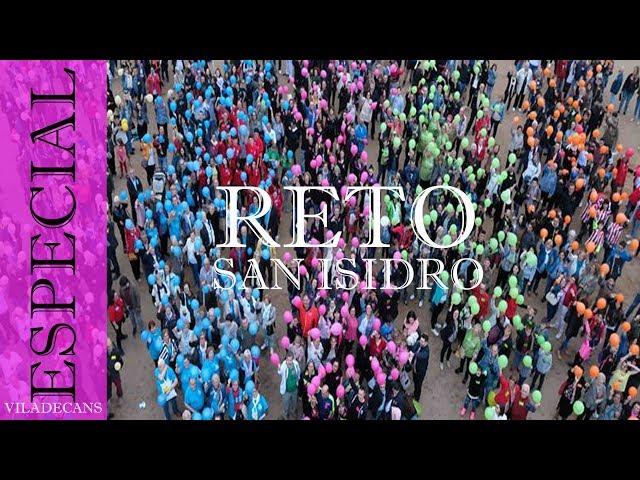 Reto San Isidro 'ESTEM COM UN LLUM' | Viladecans 2018