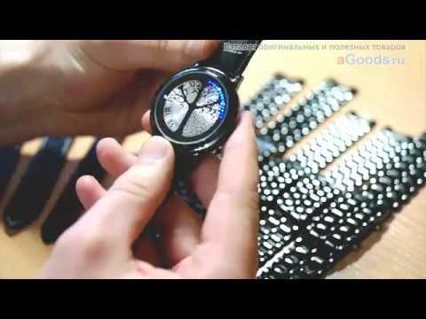 Обзор светодиодных часов | AGoods.ru