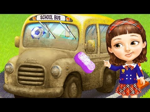 Sweet Baby Girl Care Kids Games - Sweet Baby Girl Cleanup 6 - Play Fun School Cleaning Makeover Game