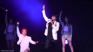141219 Somebody to Love 썸바디투럽STL (TVXQ Yunho 동방신기 유노윤호)
