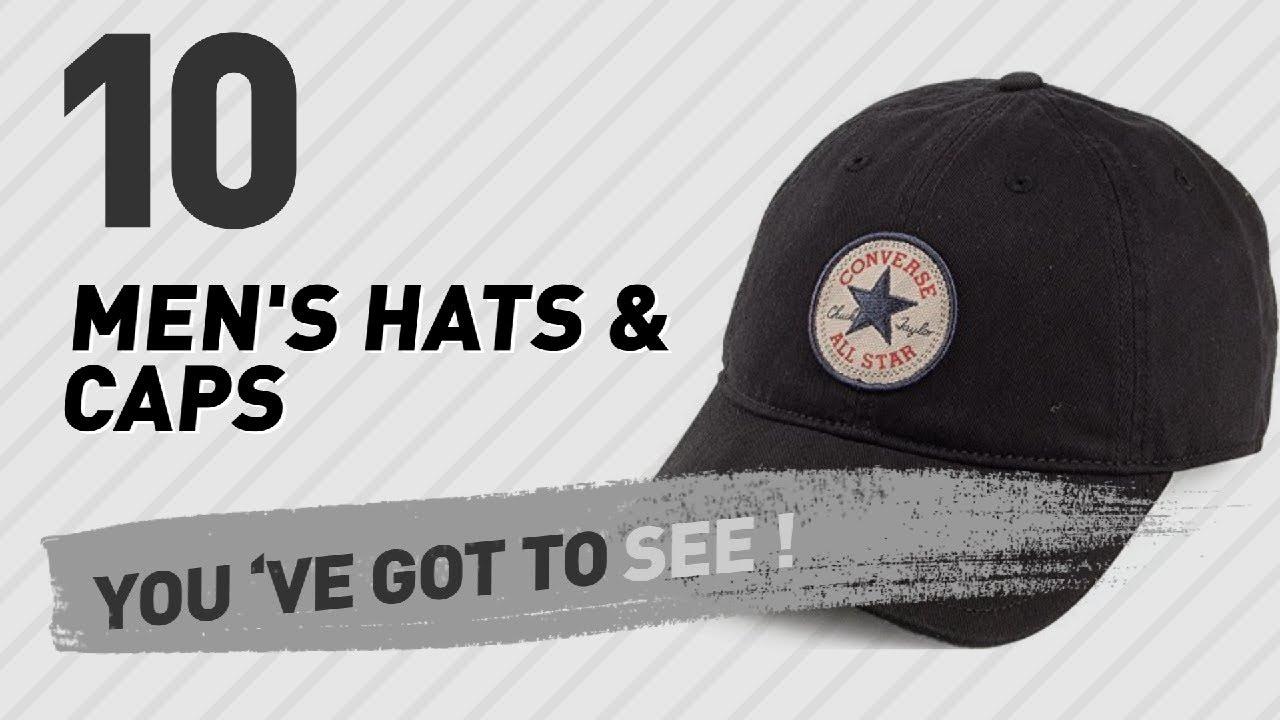 d23d6be67231 Converse Men s Hats   Caps    UK New   Popular 2017 - YouTube