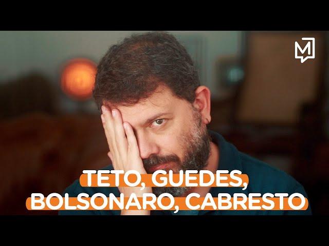 Teto, Guedes, Bolsonaro, cabresto I Ponto de Partida