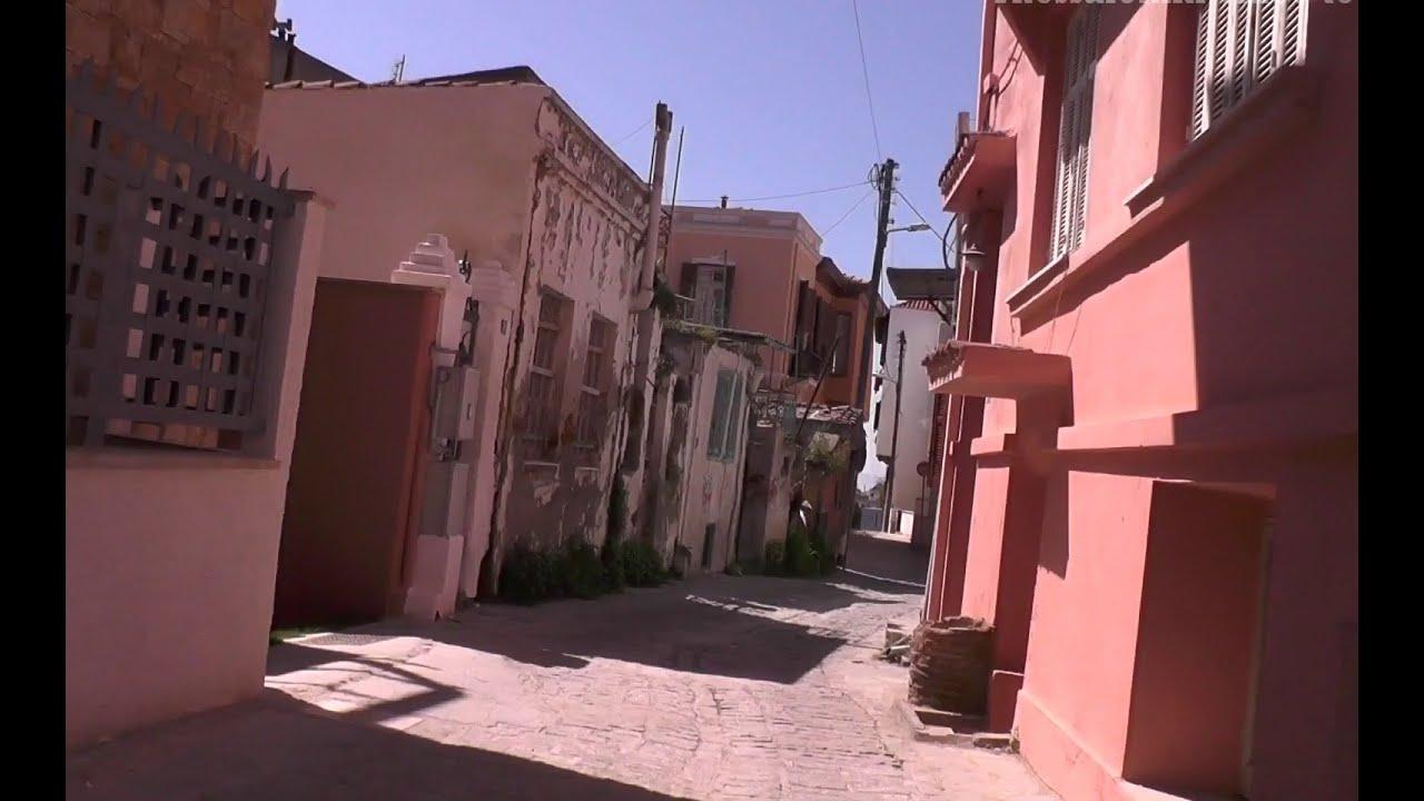 Άνω Πόλη - Upper Town - Ano Poli part 1 / Thessaloniki ...