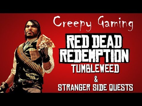 Creepy Gaming - RED DEAD REDEMPTION Part 1 |