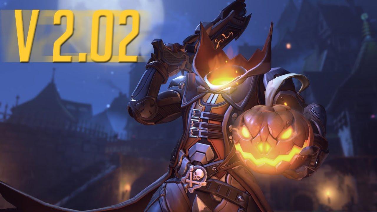 Overwatch Update 2.02