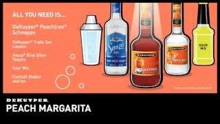 Peach Margarita