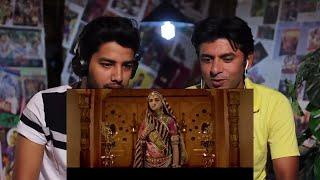 Pakistani Reacts to   Padmavati   Official Trailer   Ranveer Singh  Deepika Padukone   Reaction Exp