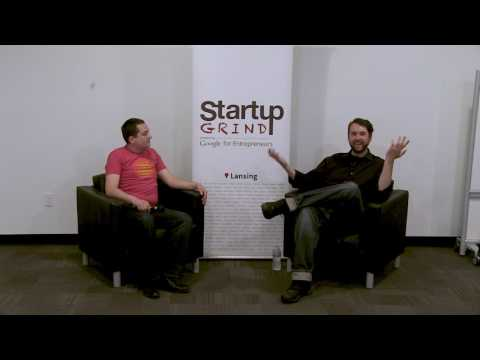 Alex Fisher (Commercial Progression) at Startup Grind Lansing