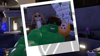 HULK SELFİE ÇEKİLDİ !!! | LEGO MARVEL'S AVENGERS