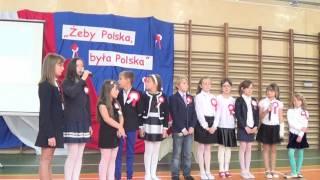 Święto Niepodległości w PSP1 - 12 listopada 2015