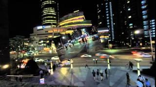 Seoul D-Cube City Time-Lapse