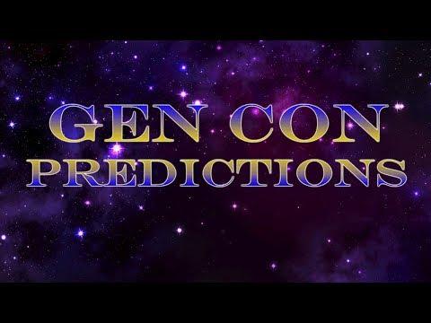Gen Con, New Ship, and Contest Winner!
