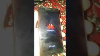 Huawei TIT-U02 Y6 pro скидання налаштувань hard reset графічний ключ пароль зависає висить на заставці
