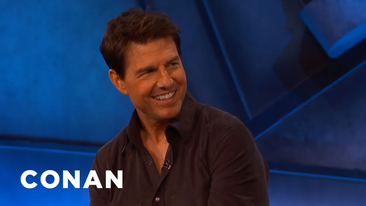 "Download Tom Cruise: ""Top Gun: Maverick"" Is A Love Letter To Aviation - CONAN on TBS"
