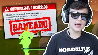 CHILD RATA is BANED FROM FORTNITE for using HACKS 😂😂 **record it all** (TROLLEO in FORTNITE)
