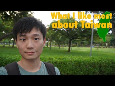 大陆网红热情盛赞台湾最自由、最安全 住了2个月后「不想走」!(图/视频)