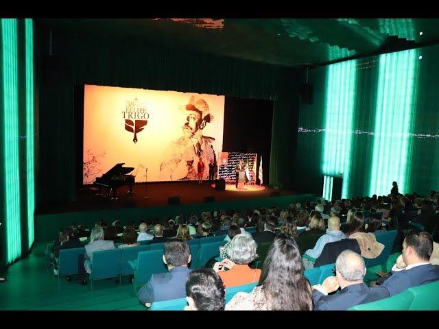 Ya pueden adquirirse las entradas para la gala literaria del XXXIX Premio Felipe Trigo.