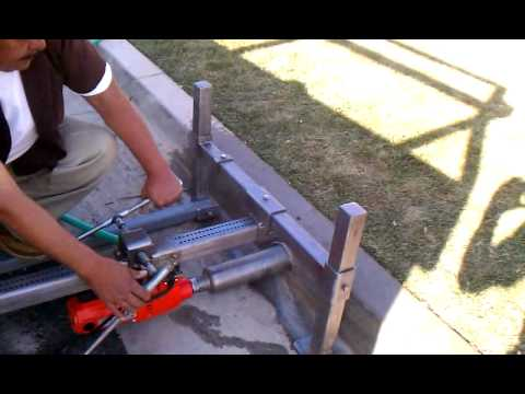 Coring Drilling And Curb Drilling Youtube
