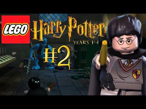 LEGO Гарри Поттер: 1-4 годы - Прохождение #2