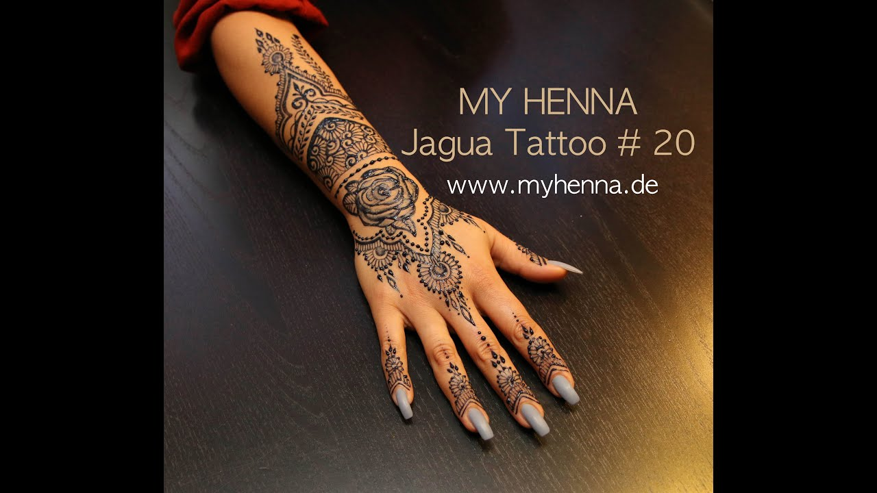 Jagua Tattoo: Jagua Tattoo # 20