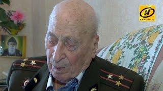 Ветеран разменял вторую сотню лет, Беларусь