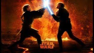 Repeat youtube video Star Wars - Jedi vs. Sith battle theme