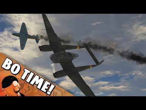 "War Thunder - Fw 189 A-1 Uhu ""The Most Maneuverable Fighter Kite?"""