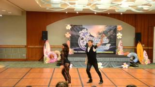 Lily Christiansen BACHATA at the 2nd Annual Salsa and Bachata Congress In Hawaii