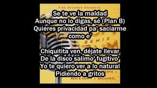 Zum Zum    Plan B Natti Natasha Daddy Yankee Rkm & Ken-y Arcangel