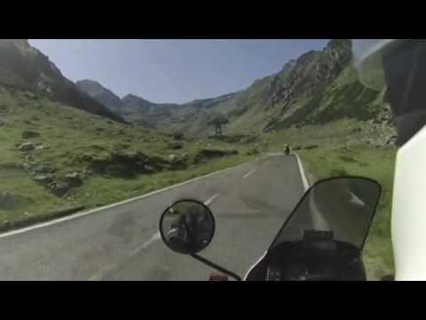 Nysa - Rumunia wyprawa motocyklowa 2012