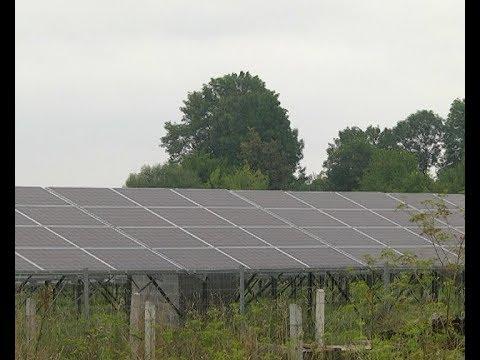 Телеканал ІНТБ: Тернопільщина займає друге місце в Україні із встановлення сонячних електростанцій
