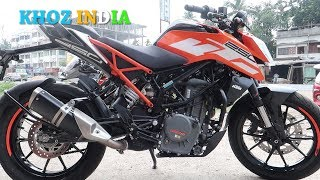2019 KTM DUKE 250 ABS PRICE FEATURES EXHAUST