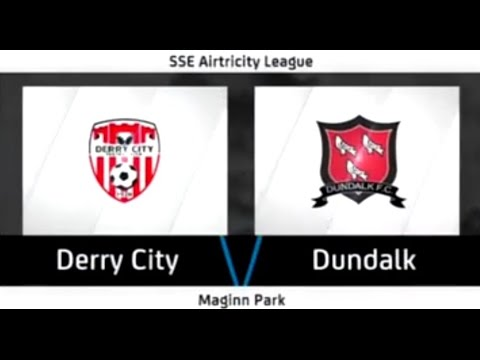 HIGHLIGHTS: Derry City 3-1 Dundalk