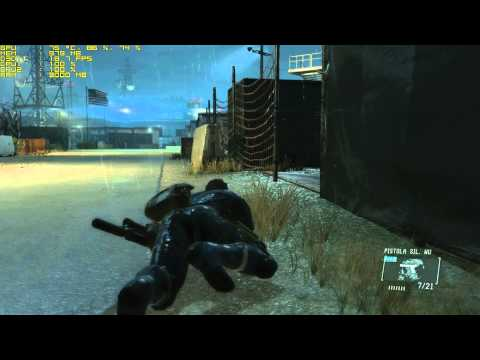 Metal Gear Solid V Ground Zeroes Intel Dual Core E5300 +
