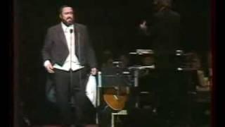 Luciano Pavarotti Addio fiorito asil / Butterfly/ Budapest