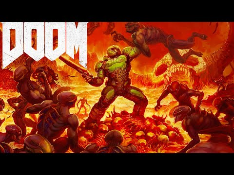 Five Finger Death Punch ''hell to pay ''MusicVideo (DOOM4)