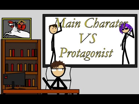 Protagonist vs Main Character